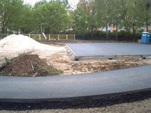 Ansicht 2. BA Spielplatz Th-Brugsch-Str.