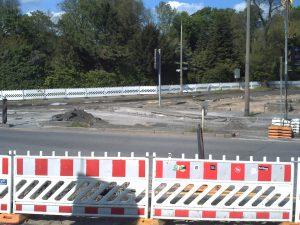 Kreuzung Wiltbergstrasse/Alt-Buch